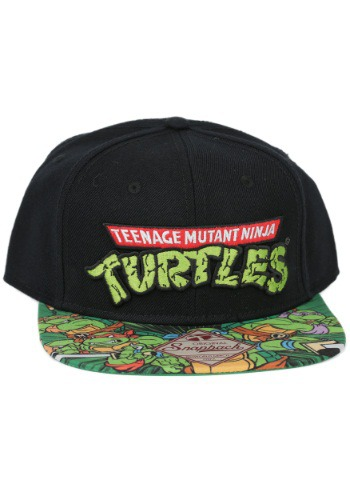 TMNT Snap Back Hat