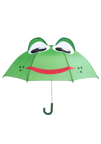 Green Frog Umbrella