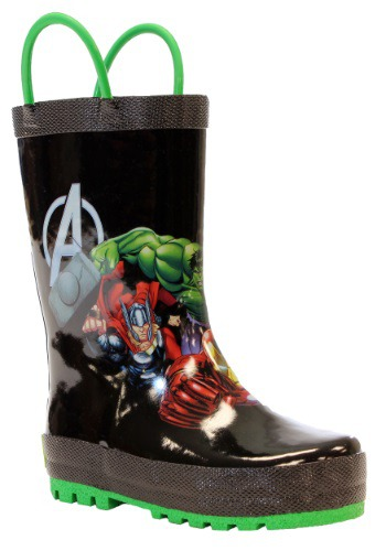 Avengers Child Rainboots