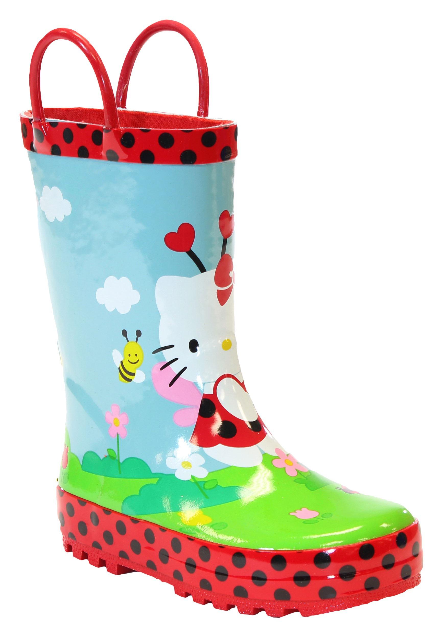 Hello Kitty Child Rain Boots