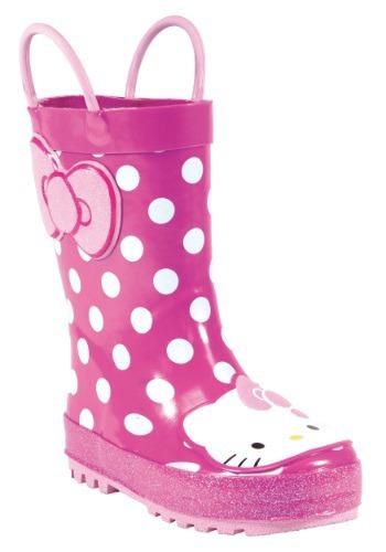Hello Kitty Pink Child Rainboots