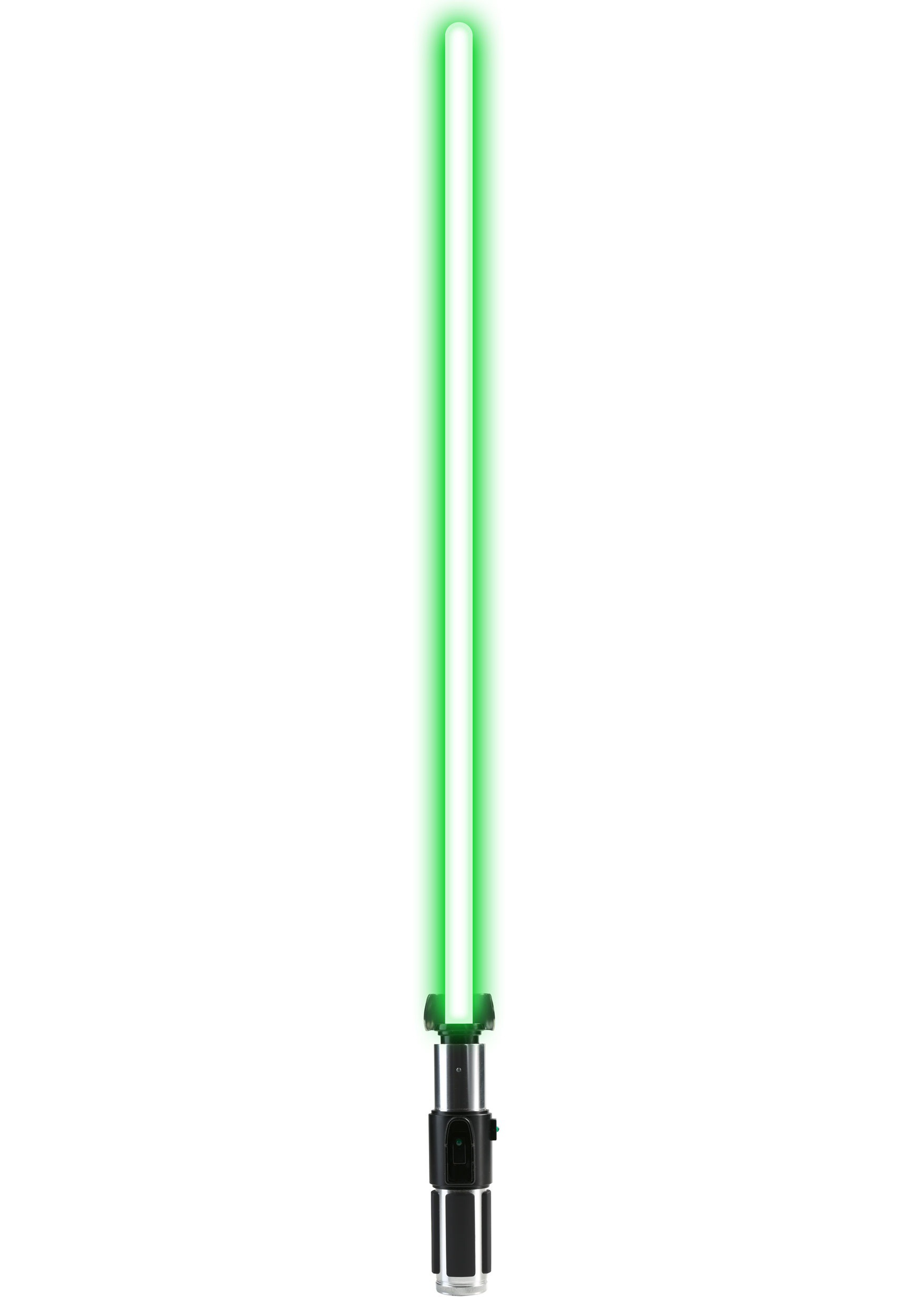 Star Wars Yoda Force Fx Deluxe Lightsaber