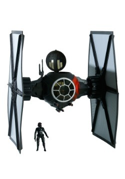 Star Was Episode 7 Black Series Tie Fighter with P