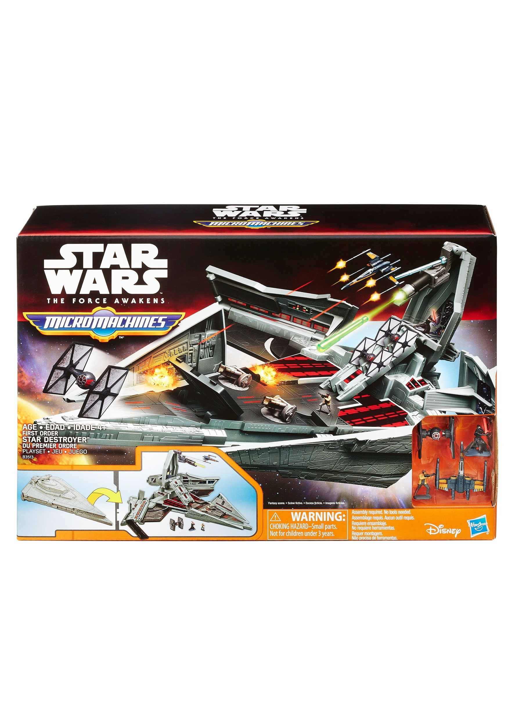 Star Wars Episode 7 First Order Star Destroyer EEDHSB3513