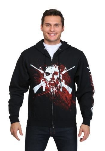 The Walking Dead Survive or Die Hooded Sweatshirt