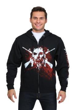 Walking Dead Survive or Die Men's Hooded Sweatshirt