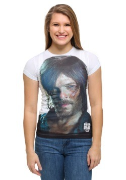 Daryl Dixon Juniors T-Shirt