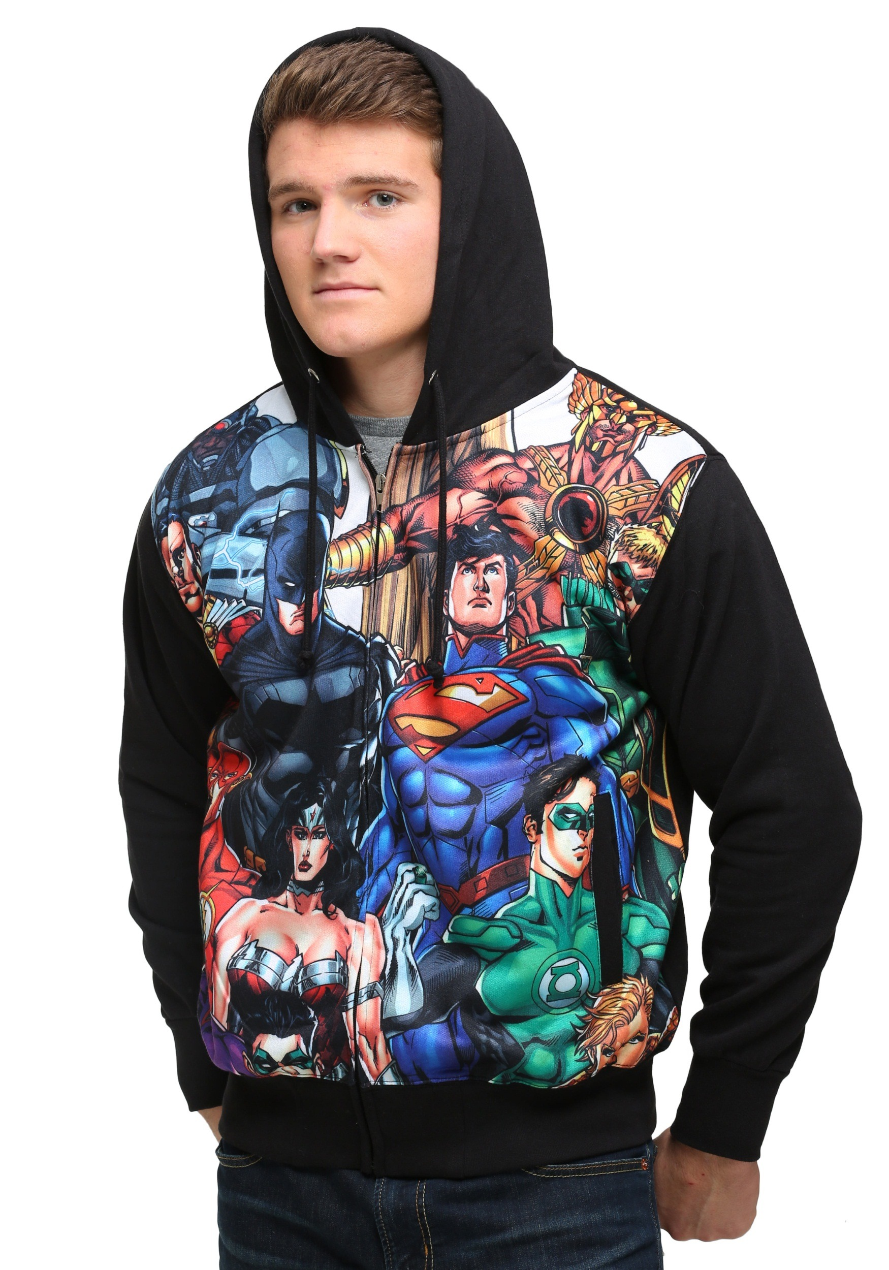 Justice League Group 37