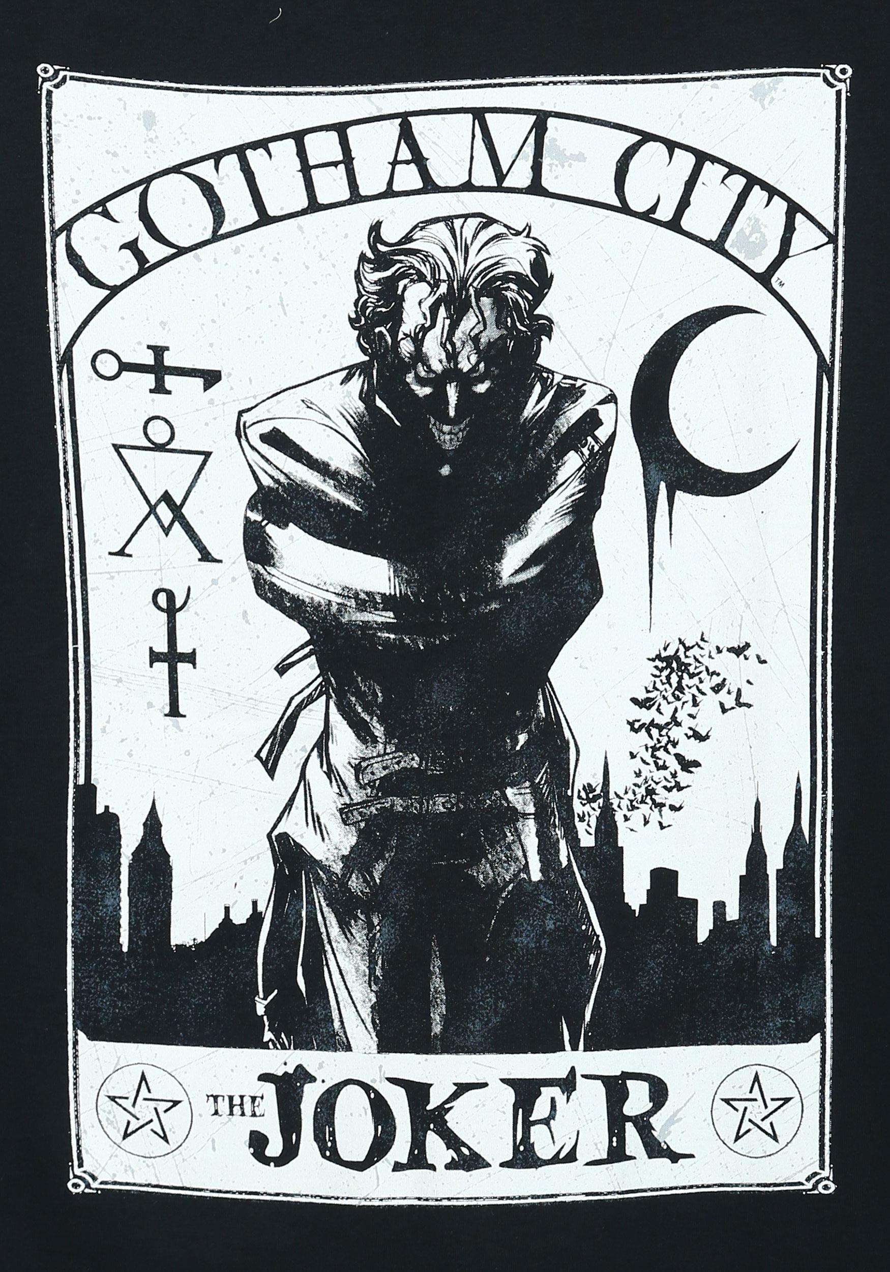 The Joker Tarot T-Shirt