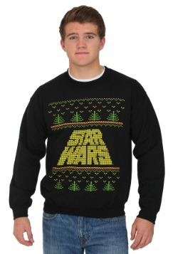 Men's Star Wars Holiday Sweatshirt