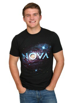 Nova Space Galaxy Men's T-Shirt