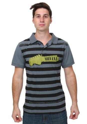 Nirvana Men's Polo T-Shirt