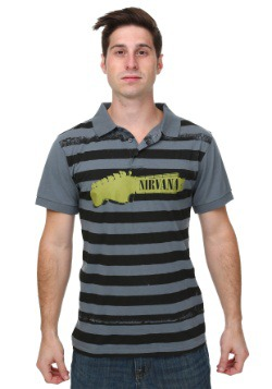 Nirvana Men's Polo T-Shirt