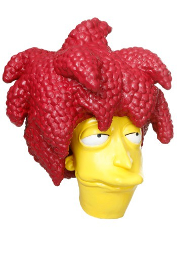 The Simpsons Sideshow Bob Adult Mask