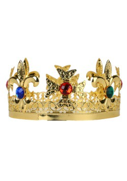 Adult Metal King's Crown