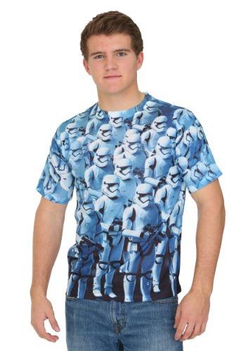 Star Wars Episode 7 Trooper Sublimation T-Shirt