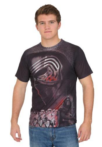 Star Wars Episode 7 Kylo Ren Sublimation T-Shirt MARWEP0DCMSCPP1XX
