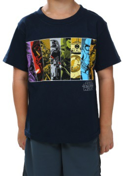 Star Wars Episode 7 Pick Your Side Boys T-Shirt