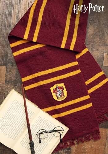 Harry Potter Gryffindor Wool Scarf update