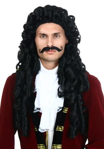 Elite Captain Hook Costume Wig