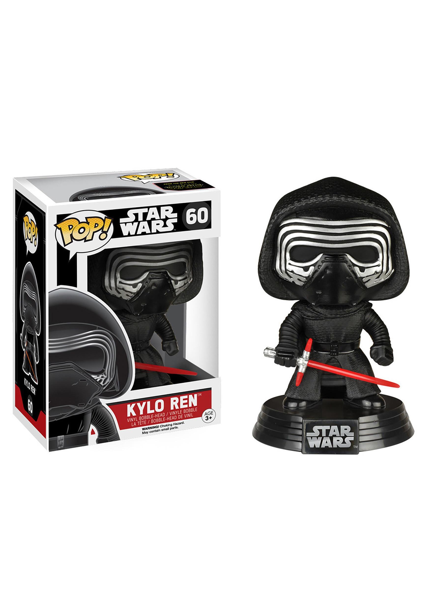 POP! Star Wars E7 Kylo Ren Bobblehead Figure  FN6227