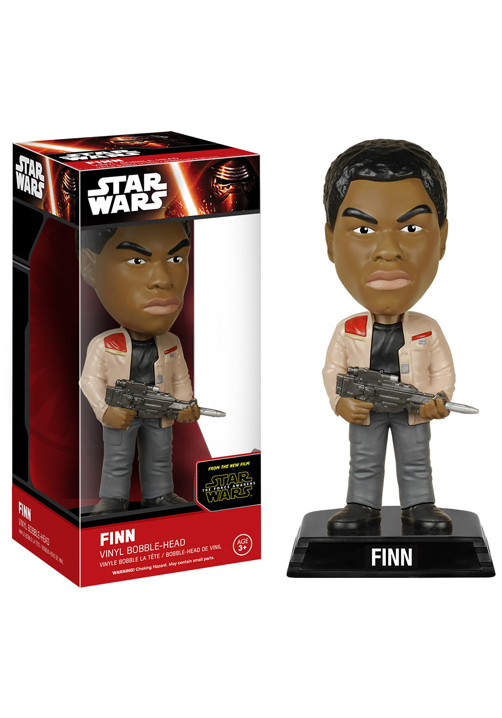 Star Wars E7 Finn Wacky Wobbler FN6235
