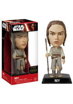 Star Wars E7 Rey Wacky Wobbler