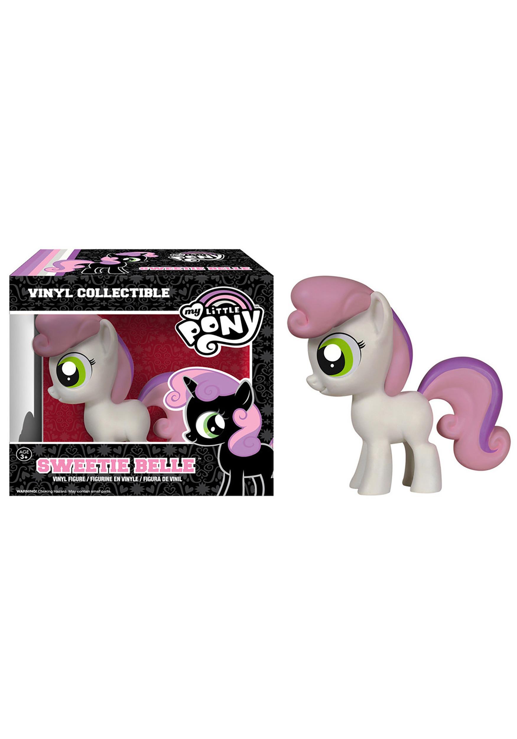 My Little Pony Sweetie Belle Vinyl Figure FN5353