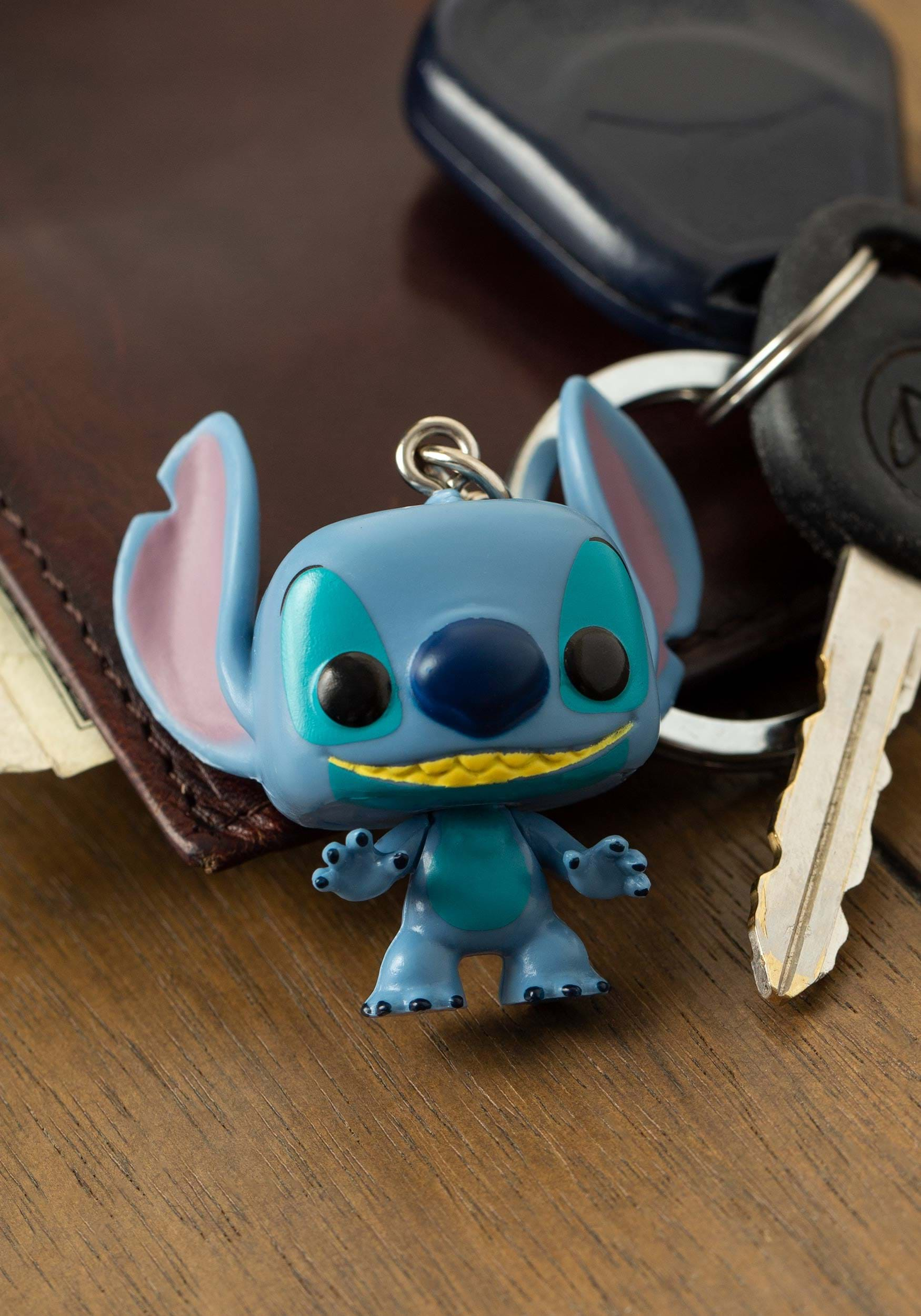 Pop Disney Stitch Keychain