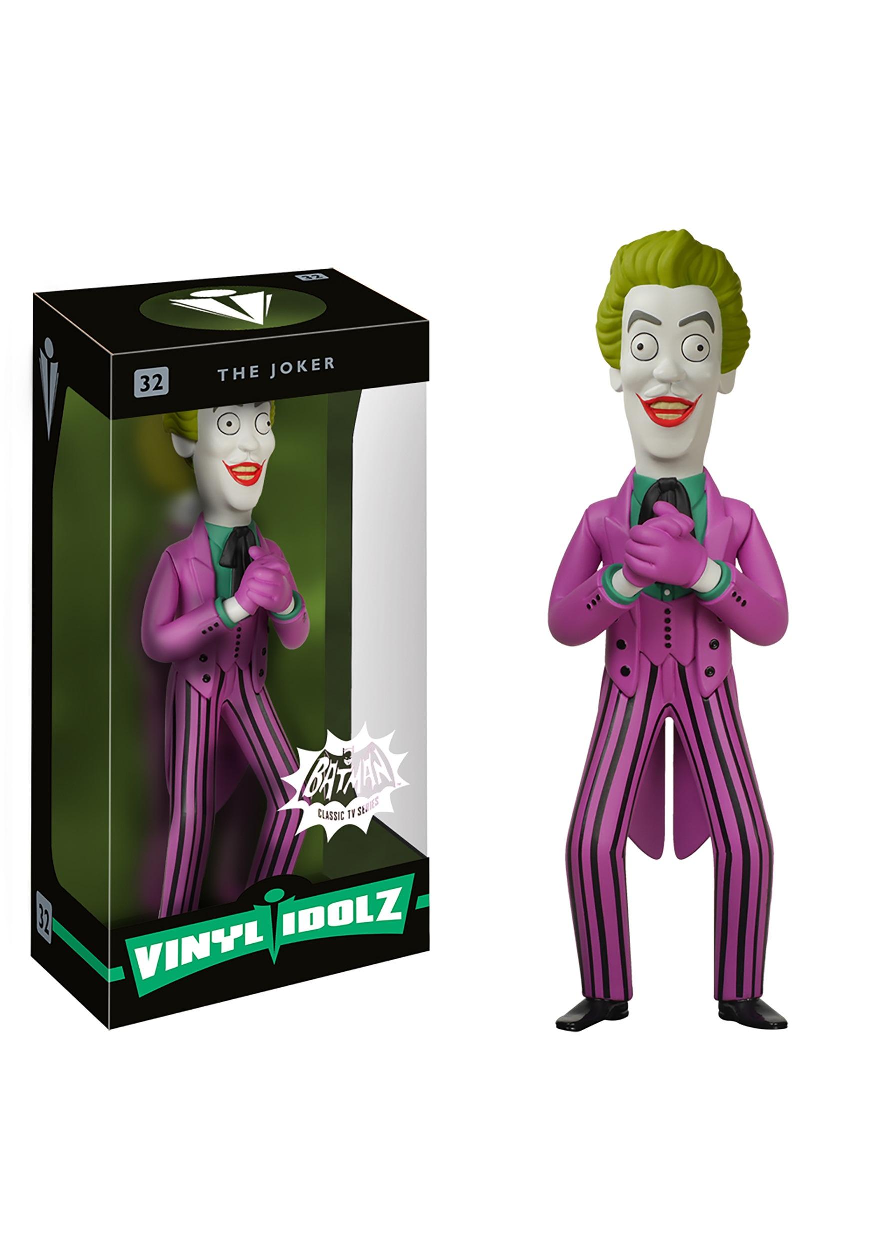 1966 Batman Joker Vinyl Idolz Figure