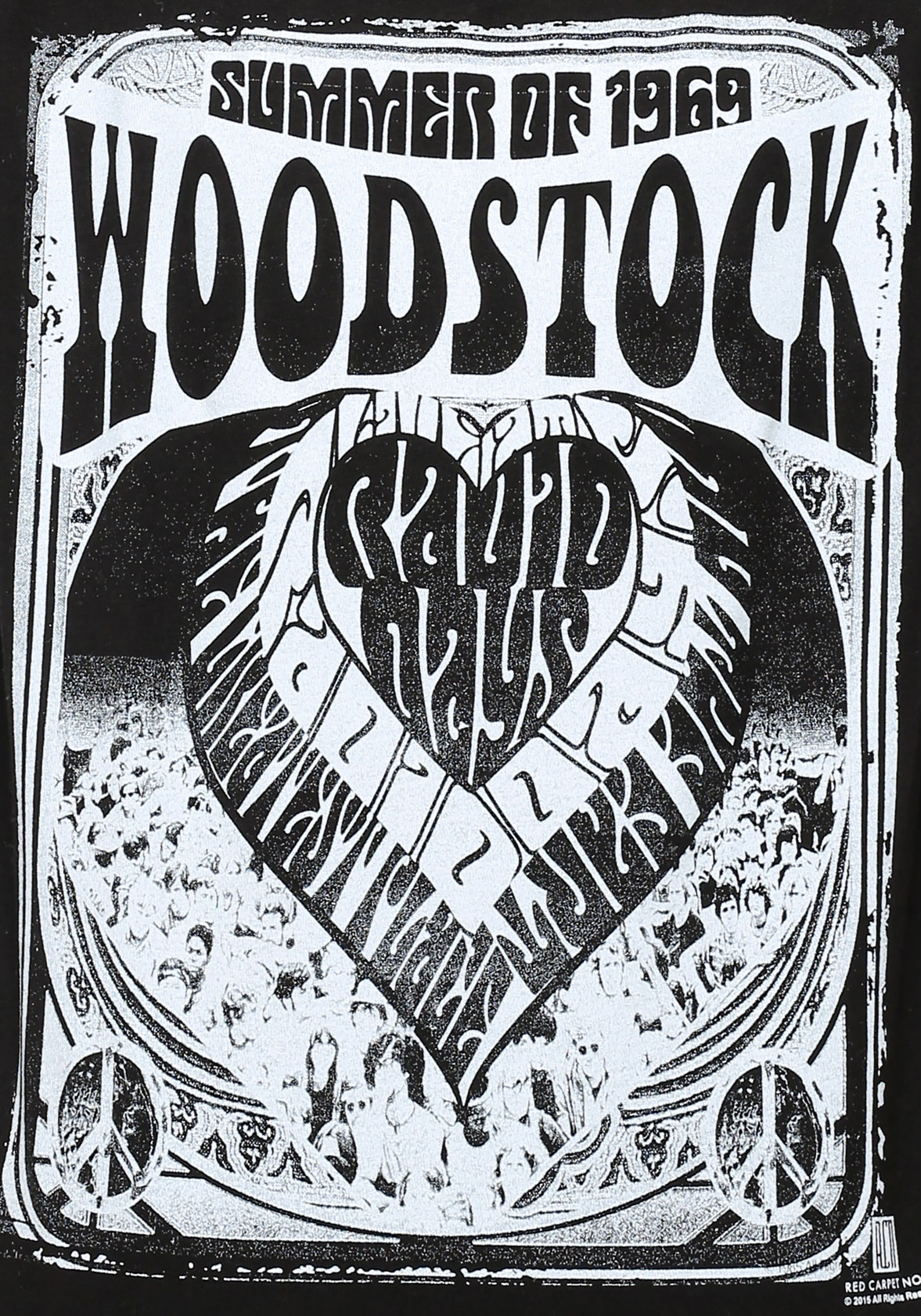 woodstock 69 Shop for customizable woodstock 1969 clothing on zazzle check out our t-shirts, polo shirts, hoodies, & more great items start browsing today.