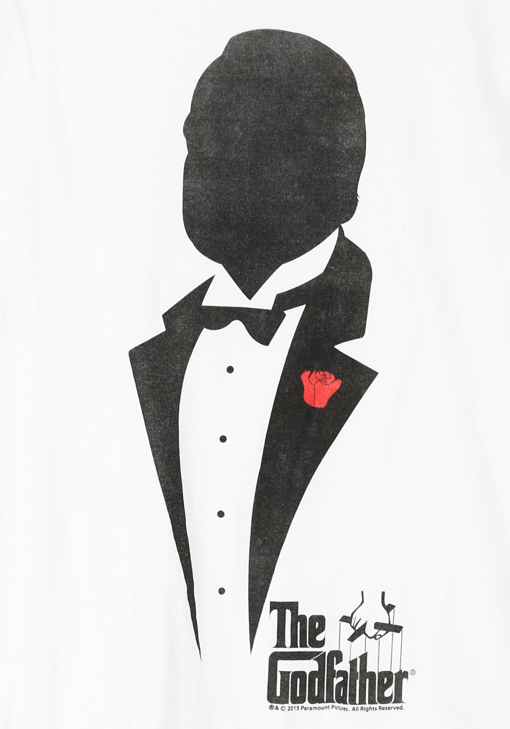 Godfather Silhouette T Shirt
