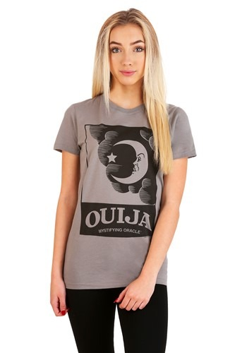 Ouija Moon Box Womens T-Shirt