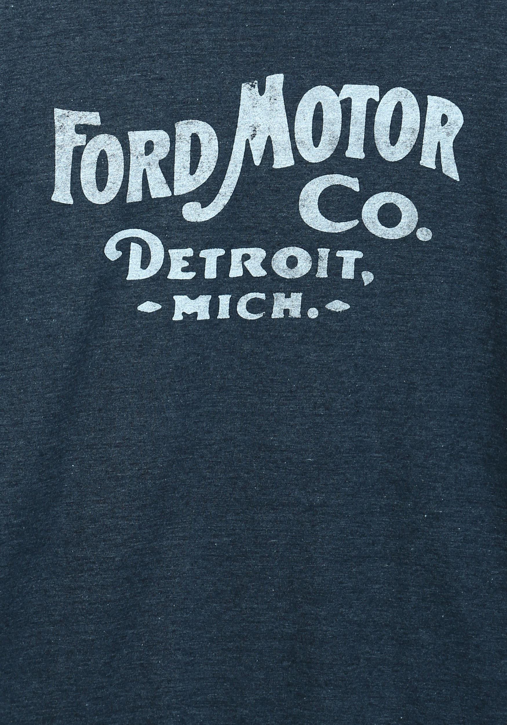 Ford Motor Co Detroit Mens Shirt