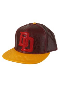 Marvel Daredevil PU Snap Back Hat
