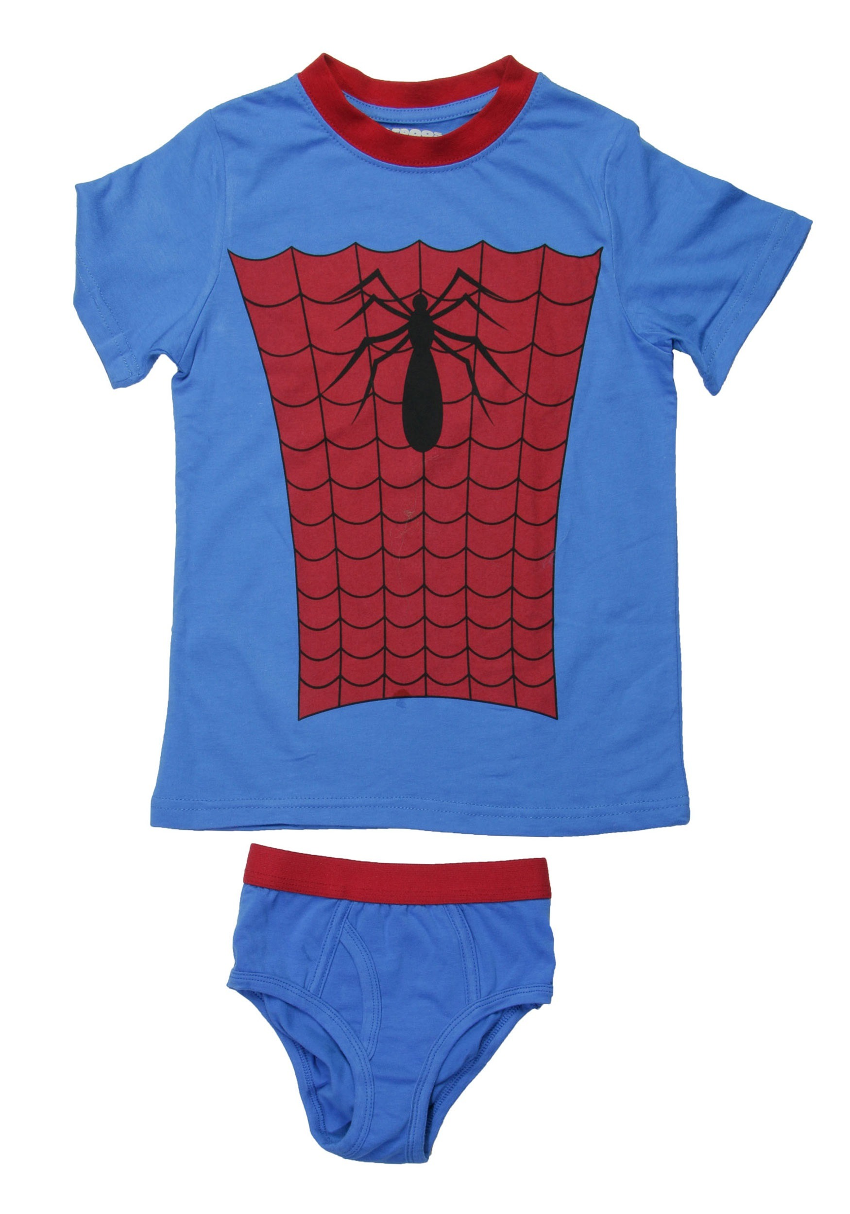 Spider-Man Boy's Underoos Brief Set BWZE25FJMVL01PP00