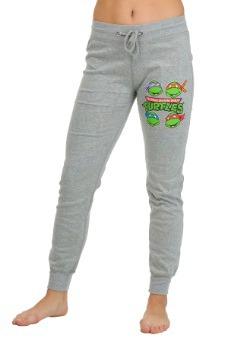 TMNT Reversible Juniors Jog Pants