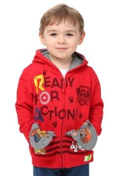 Toddler Paw Patrol Pocket Frenz Hooded Sweatshirt