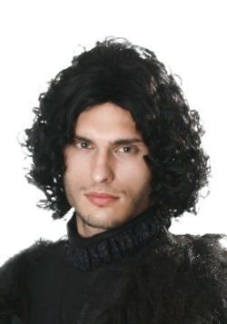 Men's Dark Northern King Wig
