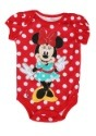 Minnie Onesie with Bib Set