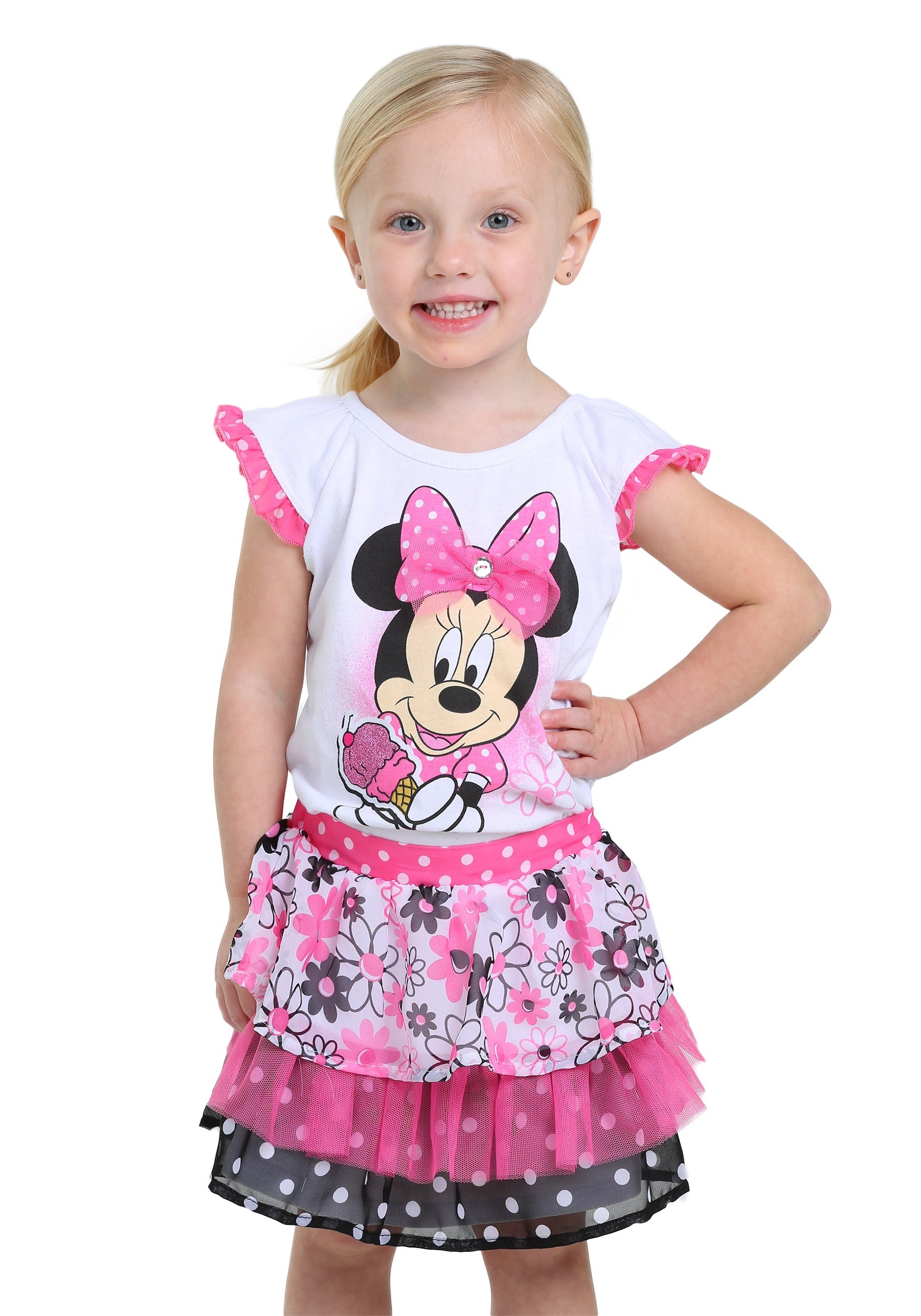 Find great deals on eBay for toddler minnie mouse clothing. Shop with confidence. Skip to main content. eBay: Dresses Toddler Girls Minnie Mouse Dress Girls clothes Gold dress Disney 2T-5T See more like this. Toddler Kids Baby Girls Minnie Mouse Outfits Clothes T .