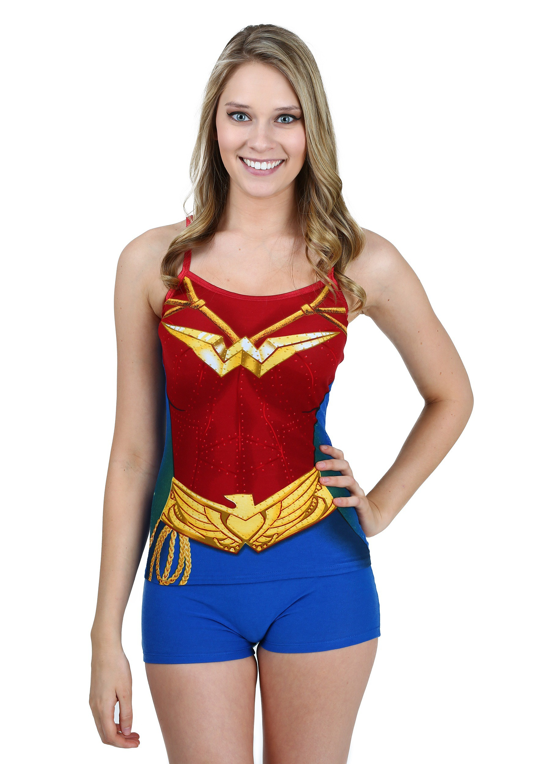 Become a Amazonian princess with a Wonder Woman costume! Keep on top of the movie trends with these sexy Wonder Woman costumes from Yandy! Yandy has enough Wonder Woman adult costumes for an entire island of Amazonians!