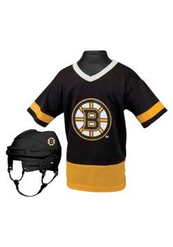 NHL Kids Boston Bruins Uniform Set