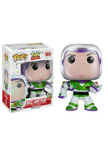 POP! Disney Toy Story Buzz Vinyl Figure