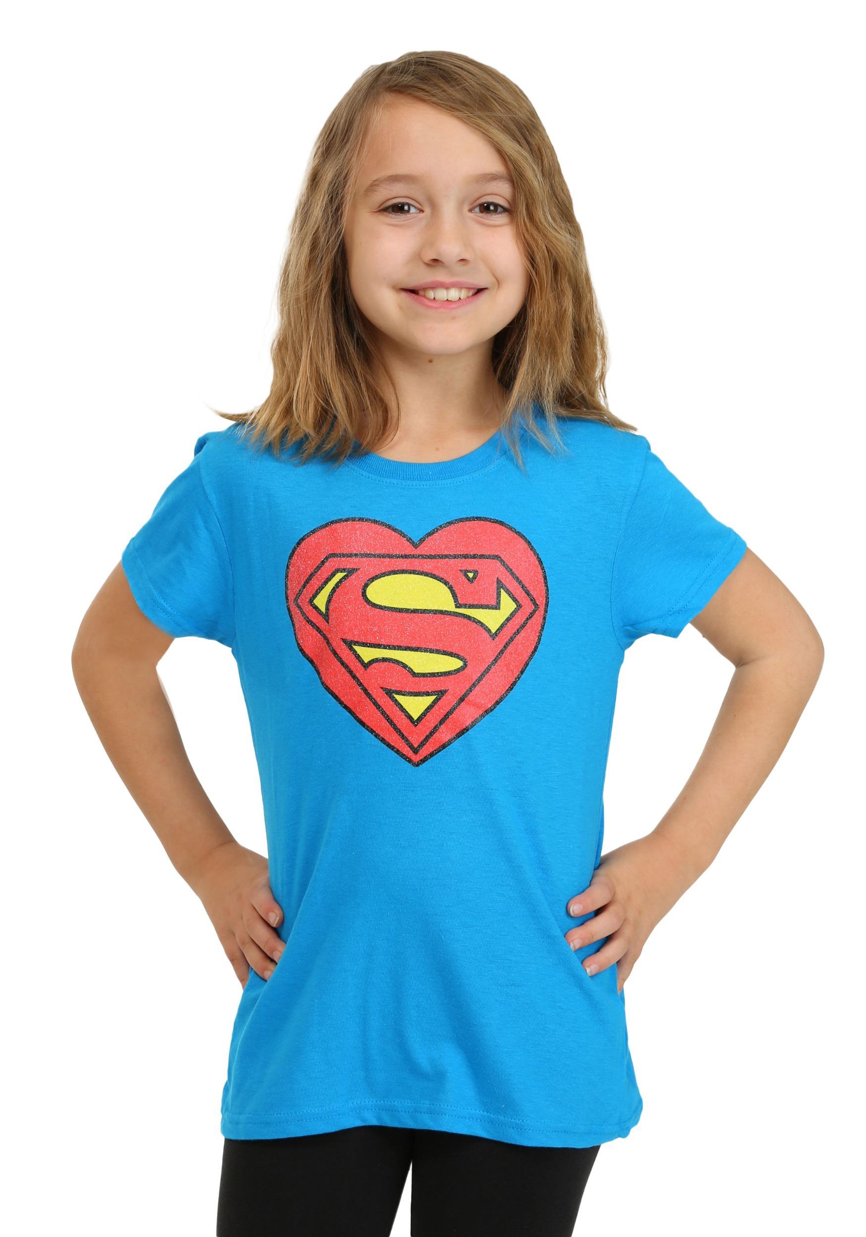 Superhero T Shirt Women