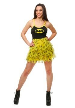 Batman Mini Skirt Dress