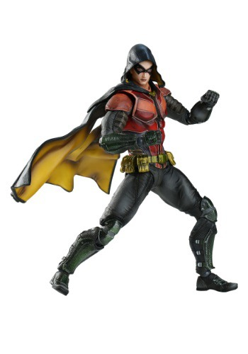 Square Enix Play Arts Kai Robin Arkham Knight Figure BFDENX32214-ST