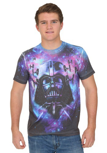 Fun.com - Star Wars Deep Space Sublimated Men's T-Shirt Photo