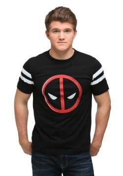 Deadpool Varsity Tee Mens