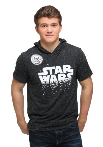 Star Wars Star Swarm Shortsleeve Hooded Pullover